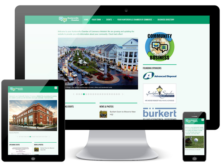 New Website Design Companies North Carolina