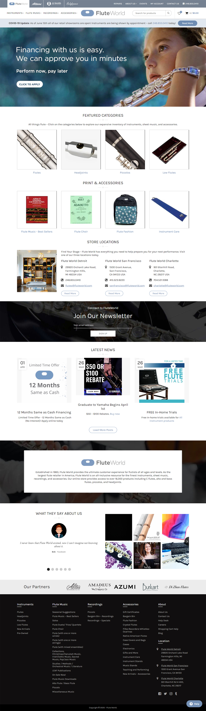 flute-world-homepage
